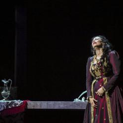 Tiziana Caruso - Tosca par Claire Servais