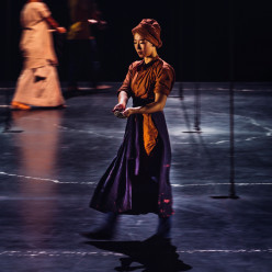 Satyagraha par Sidi Larbi Cherkaoui