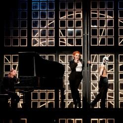Rebecca Nelsen & Carlos Garcia - La Traviata par Olivier Py