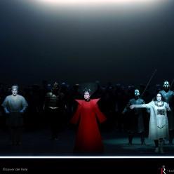 Gregory Kunde, Irene Theorin & Yolanda Auyanet - Turandot par Robert Wilson