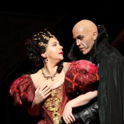 Christine Rice & Thomas Hampson - Les Contes d'Hoffmann par John Richard Schlesinger