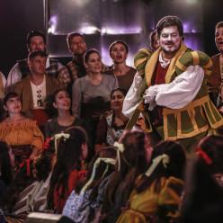Leonardo López Linares - Pagliacci par Rubén Darío Martínez