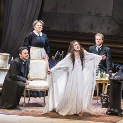 Atalla Ayan, Elizabeth Sikora, Ekaterina Bakanova & David Shipley - La Traviata par Richard Eyre