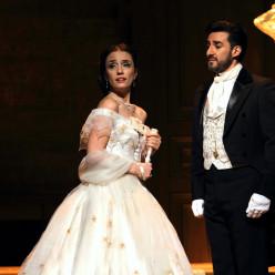 Charles Castronovo & Ermonela Jaho - La Traviata par Richard Eyre