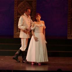 Christophe Berry & Caroline Géa - La Veuve joyeuse par Olivier Lepelletier