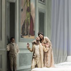 Mirco Palazzi, Andrei Kymach, Alessandra Volpe - Don Giovanni par Daniel Benoin