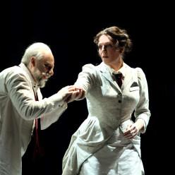 Vladimir Stoyanov & Eva-Maria Westbroek - La Dame de Pique par Stefan Herheim