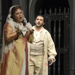 Oksana Dyka & Jorge de León - Tosca par Boleslaw Barlog