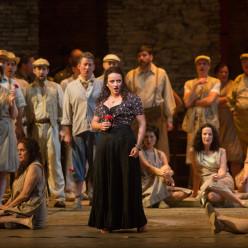 Clémentine Margaine - Carmen par Richard Eyre