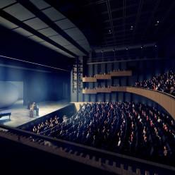 Salle modulable - Bastille