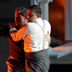 Gerald Finley & Jonas Kaufmann - Otello par Amélie Niermeyer