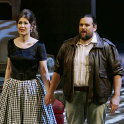 Nicole Car & Jean-François Borras - Faust par Nadine Duffaut