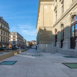 Grand Théâtre de Genève - Côté Boulevard