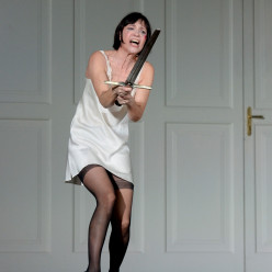 Sandrine Piau - Ariodante par Christof Loy