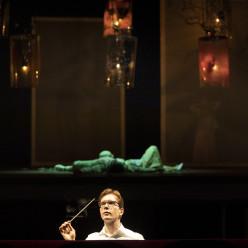 Ayrton Desimpelaere dirige Don Quichotte