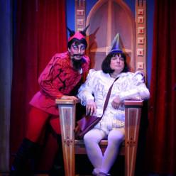 Karine Godefroy et Jacques Lemaire dans Le Petit Faust