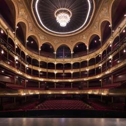 Intérieur Théâtre du Châtelet