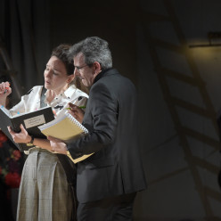 Kate Lindsey & Jean-Sébastien Bou - Ariane à Naxos par Katie Mitchell