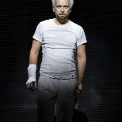 Arnold Rutkowski - Roi Roger par Mariusz Treliński