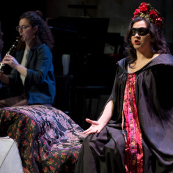 Adriana Gonzalez (Rosalinde) - La Chauve-Souris par Célie Pauthe