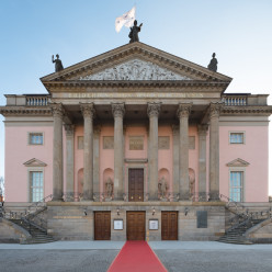 Opéra d'État de Berlin - Façade
