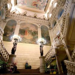Grand Théâtre de Tours - Escalier