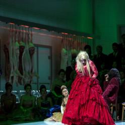 Lady Macbeth du district de Mzensk par Krzysztof Warlikowski