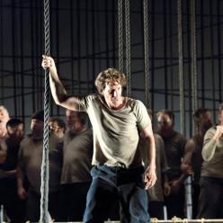 Jacques Imbrailo - Billy Budd par Deborah Warner