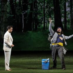 Julien Behr et Florian Sempey - La Flûte enchantée par Robert Carsen