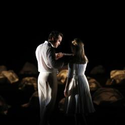 Julien Behr et Vannina Santoni - La Flûte enchantée par Robert Carsen