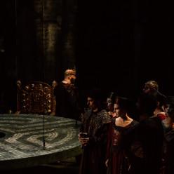 Macbeth par Jean-Louis Martinoty