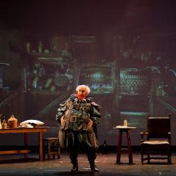 Falstaff par Fabian von Matt