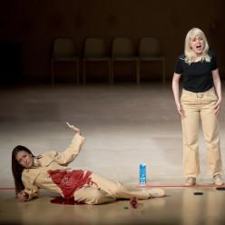 Aleksandra Olczyk - La Flûte enchantée par Romeo Castellucci