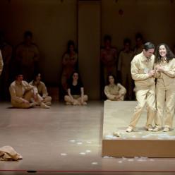 Klemens Sander & Tatiana Probst - La Flûte enchantée par Romeo Castellucci