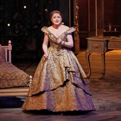 Anita Hartig - La Traviata par Michael Mayer