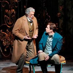 Plácido Domingo & Stephen Costello - La Traviata par Michael Mayer