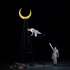 Nicholas Bruder et James Hall - Le Songe d'une nuit d'été par Ted Huffman