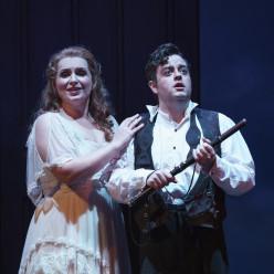 Anita Watson & Ben Johnson - La Flûte enchantée par Dominic Cooke