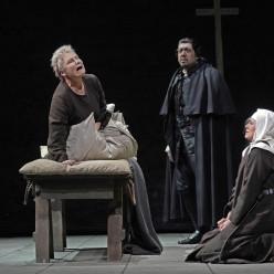 Karita Mattila, Paul Corona & Isabel Leonard - Dialogues des Carmélites par John Dexter