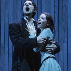 Julien Dran et Amélie Robins - Rigoletto par Jean-Louis Grinda