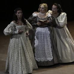 Natalya Pavlova, Nona Javakhidze & Fleur Baron - Eugène Onéguine par Alain Garichot