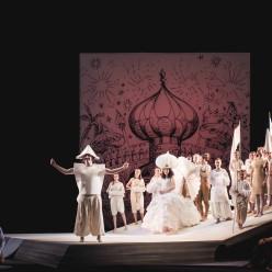 La Princesse arabe par Benoît De Leersnyder
