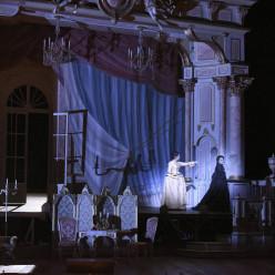 Photo de Gheorghiu et D'Intino dans Adriana Lecouvreur