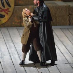 Jodie Devos & Nicolas Courjal - Guillaume Tell par Jean-Louis Grinda