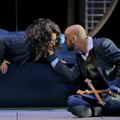 Elena Pankratova et Derek Welton - Parsifal par Uwe-Eric Laufenberg à Bayreuth