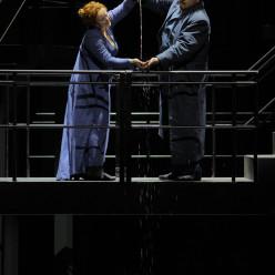 Stephen Gould et Petra Lang - Tristan et Isolde par Katharina Wagner à Bayreuth