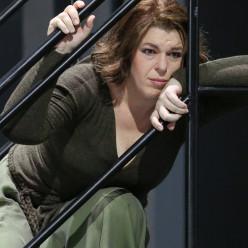 Christa Mayer - Tristan et Isolde par Katharina Wagner à Bayreuth