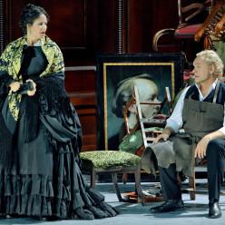 Camilla Nylund et Michael Volle - Les Maîtres Chanteurs de Nuremberg par Barrie Kosky à Bayreuth