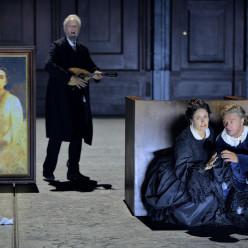 Johannes Martin Kränzle, Camilla Nylund et Klaus Florian Vogt - Les Maîtres Chanteurs de Nuremberg par Barrie Kosky