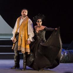 Nazareth Aufe et Constanza Díaz Falú - La Flûte enchantée par María Jaunarena